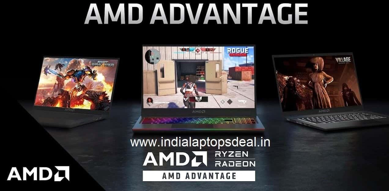amd-advatages-gaming-laptops-in-india-2021