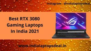 best-rtx-3080-laptops-in-india-2021